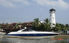 Click photo to visit our Sunseeker Charter Section